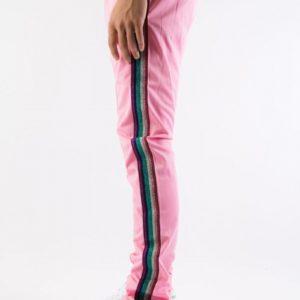 Pantalone Skinny Rose Quartz SERENEDE
