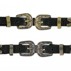 Chocker Doppia Fibbia B-low The Belt