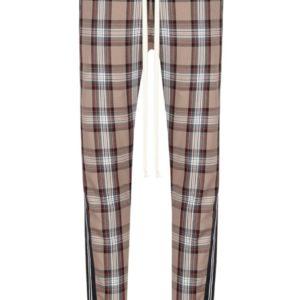 Pantalone Check Con Zip REPRESENT