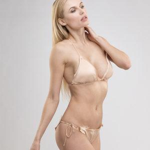 Bikini Triangolo In Seta LE PETIT REVE