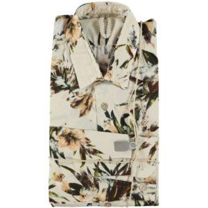 Camicia In Cotone Fantasia DNL