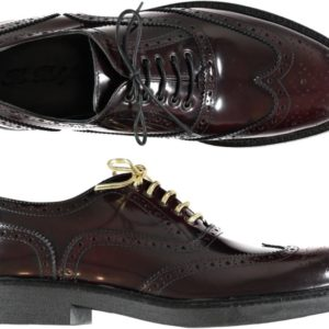 Scarpa Oxford In Pelle Spazzolata THE BABYLON