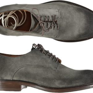 Scarpa Derby In Camoscio Lavato THE BABYLON