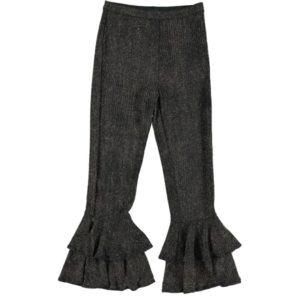 Pantalone Flare Con Balze ENDLESS ROSE