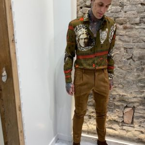 Pantalone Abito DANIELE ALESSANDRINI