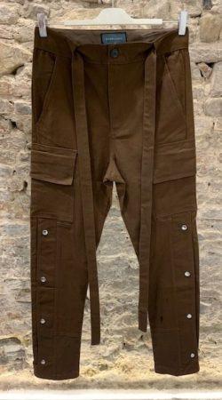 Pantalone Cargo EMBELLISH
