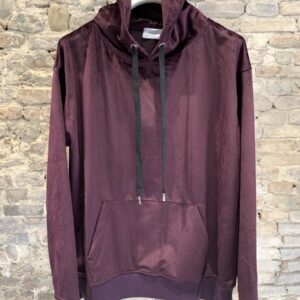 Velour Hoodie FAMILY FIRST MILANO