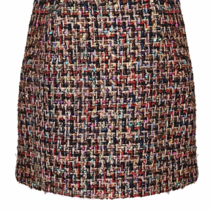 Miniskirt Bouclé
