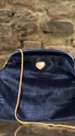Pochette Maxi Velluto MIA BAG