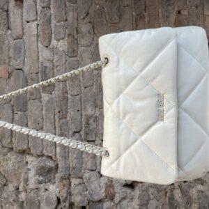 Tracolla In Pelle Trapuntata – MIA BAG