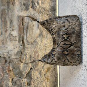 Mini Bag A Spalla Pitonata MIA BAG