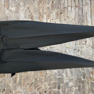 Pantalone Abito Nero Gessato MARSEM