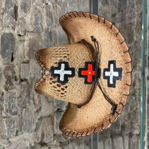 Luxury Cowhat  Handmade