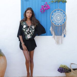 Formentera Floral Minidress