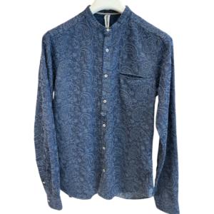 Camicia Di Jeans Con Ricamo DNL