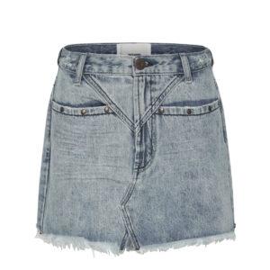 Denim Skirt Vita Alta OTS