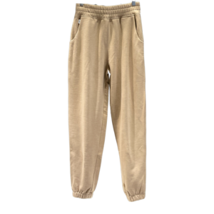 Pantalone In Felpa Cotone
