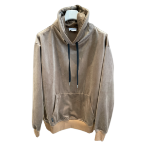Hoodie Velour FAMILY FIRST MILANO